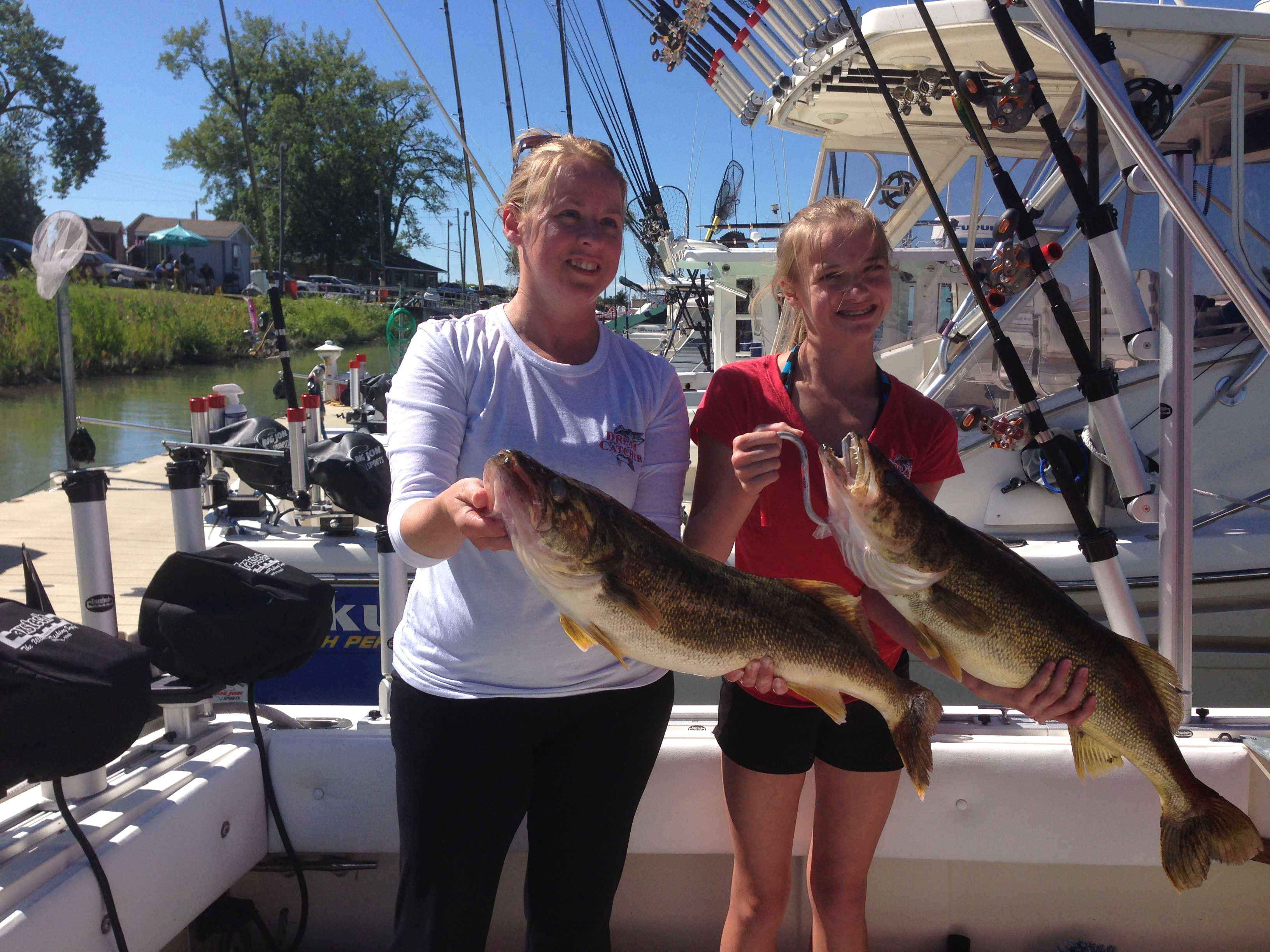 Lake erie fishing charters ny fishing charters ny for Lake erie fishing charters